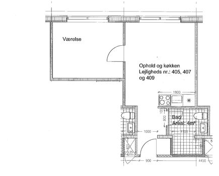 2-room apartment type 9